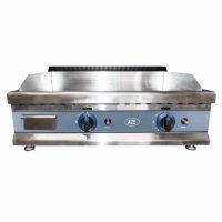 ACE 750mm 2 Burner Gas Griddle with 11mm Griddle Plate