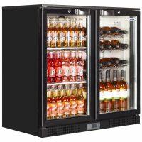 Elstar EM231 Range Sliding 2 Door Bottle Cooler 183 Ltrs