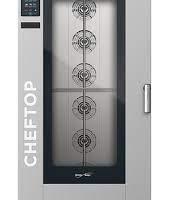 UNOX Cheftop Mind.Maps Plus BIG Gas Combi Oven, 20 x GN 1/1