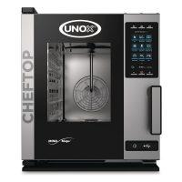 UNOX Cheftop Mind.Maps Plus Compact Combi Oven, 5 x GN 23