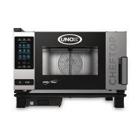 UNOX Cheftop Mind.Maps Plus Countertop Combi Oven, 3 x GN 11