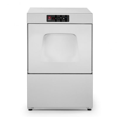 Sammic Active AX-50 B Glasswasher with a Drain Pump 500mm Basket, 13amp