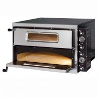 Infernus Italian Double Electric Pizza Oven