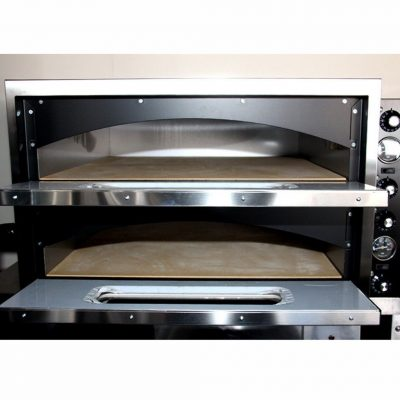 Italian Double Electric Pizza Oven