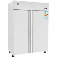 ATOSA Green Range 1300L Top Mounted Double Door Upright Freezer MBF8114GR
