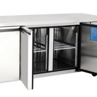 ATOSA EPF3472GR Triple Door Under Counter Freezer 415L