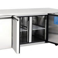 ATOSA EPF3472GR Triple Door Under Counter Freezer 415L