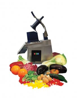 AVAMORE Medium Duty Vegetable Preparation Machine VC-6
