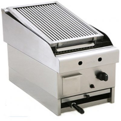 Archway 1BL 1 Burner Gas Charcoal Grill (Long)