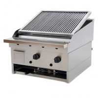 Archway 2 Burner LPG Charcoal Grill (Short) - 2BS-LPG