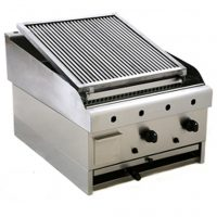 Archway 2 Burner LPG Charcoal Grill (Long) - 2BL-LPG
