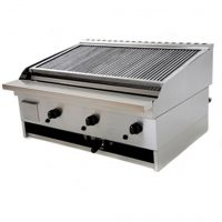 Archway 3 Burner Nat Gas Charcoal Grill (Short) - 3BS-NG