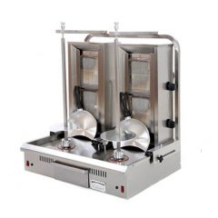 Archway 2BT Twin 2 Burner Gas Doner Kebab Machine