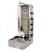 Archway Single 5 Burner LPG Kebab Machine 5BSTD-LPG