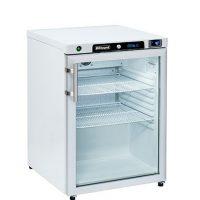 BLIZZARD Glass Door Refrigerator HG200WH