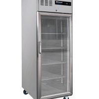 BLIZZARD Glass Door Ventilated Gastronorm Freezer BL1SSCR