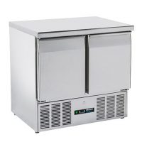 BLIZZARD BCC2-ECO Refrigerated Compact Gastronorm Counter 214L