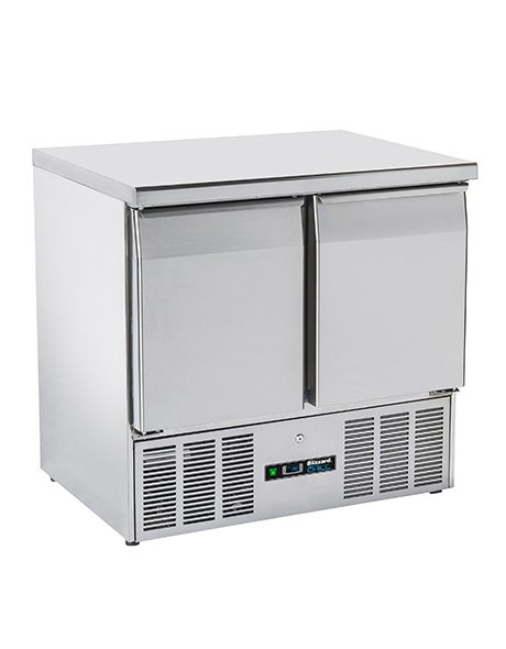 BLIZZARD Refrigerated Compact Gastronorm Counter BCC2-ECO