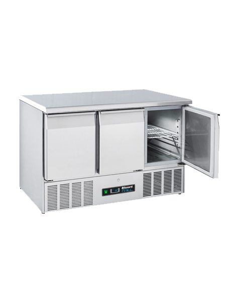 BLIZZARD Refrigerated Compact Gastronorm Counter BCC3-ECO