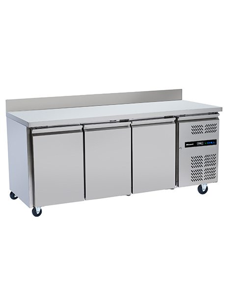 BLIZZARD Refrigerated Gastronorm Prep Counter HBC3