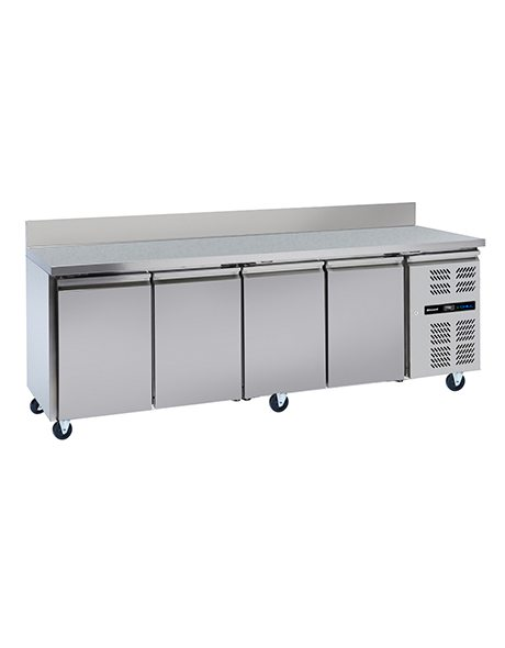 BLIZZARD Refrigerated Gastronorm Prep Counter HBC4