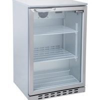 BLIZZARD BAR1SS Single Door Bar Bottle Cooler 130L