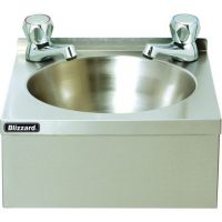 BLIZZARD Stainless Steel Wash Hand Basin WHB