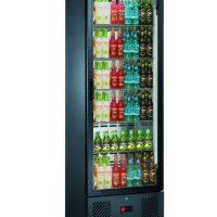 BLIZZARD BAR10 Upright Single Door Bar Bottle Cooler 260L