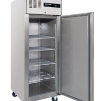 BLIZZARD BH1SS Ventilated Gastronorm Refrigerator 550L
