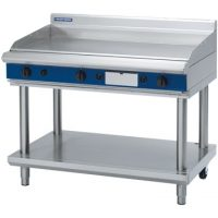 Blue Seal 1200mm Gas Griddle with Leg Stand GP518-LS