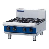 Blue Seal 4 Burner 600mm Gas Cooktop Bench Model G514D-B