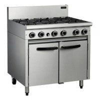 Blue Seal Cobra CR9D Gas Static Oven Range
