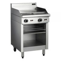 Blue Seal Cobra CT6 Gas 600mm Griddle Toaster