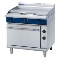 Blue Seal E506A Electric Range 900mm Griddle Top Static Oven
