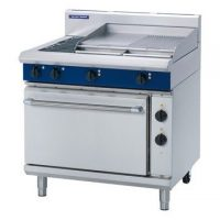 Blue Seal E506B Electric 600mm Griddle 2 Elements Static Oven