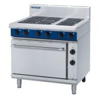 Blue Seal E506D Electric Range Static Oven