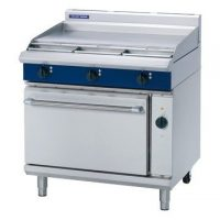 Blue Seal E56A Electric Range Griddle Top Convection Oven