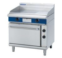 Blue Seal EP506 Electric 900mm Griddle with Static Oven