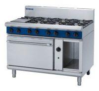 Blue Seal Evolution G508D Gas Range Static Oven