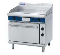 Blue Seal GPE506 Gas Griddle Electric Static Oven