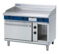 Blue Seal GPE508 Gas Griddle Electric Static Oven