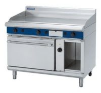Blue Seal GPE58 Gas Griddle Electric Convection Oven