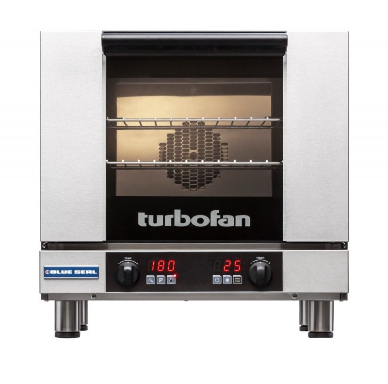 Blue Seal Turbofan Digital Electric Convection Oven E23D3Blue Seal Turbofan Digital Electric Convection Oven E23D3