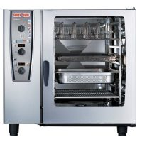 Rational Gas 10 Grid Combi Oven CMP102G