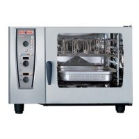 Rational Electric 6 Grid Combi Oven CMP62E