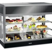 Lincat 650 Range Rectangular Front Refrigerated D6R/125S