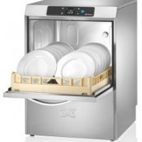 DC Optima Frontloading Dishwasher with Break-Tank, Integral Softener & Drain Pump OD50A