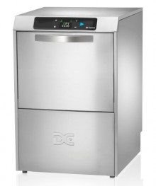 DC Premium Dishwasher PD40A IS D with Break Tank, Integral Softener & Drain Pump - 400mm 11 plate