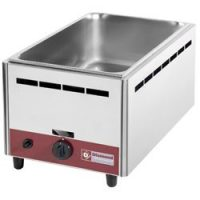 DIAMOND Table Top Gas Bain Marie GN 1-1 - 150mm