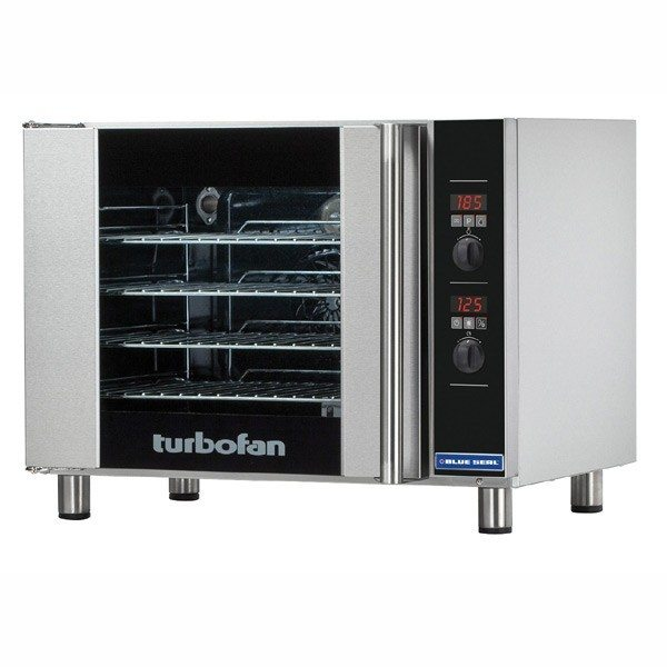 Blue Seal Turbofan Digital Electric Convection Oven E31D4